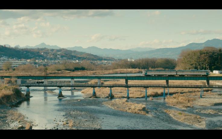 映画の冒頭の重要なシーンに登場する「佐野橋」