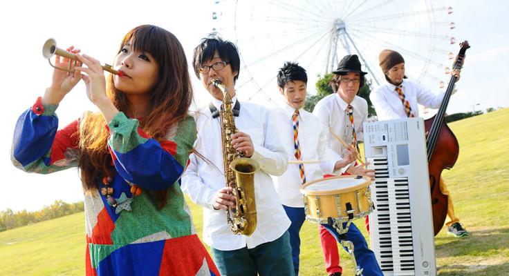 プチジャズ バンド|ラブル〜☆