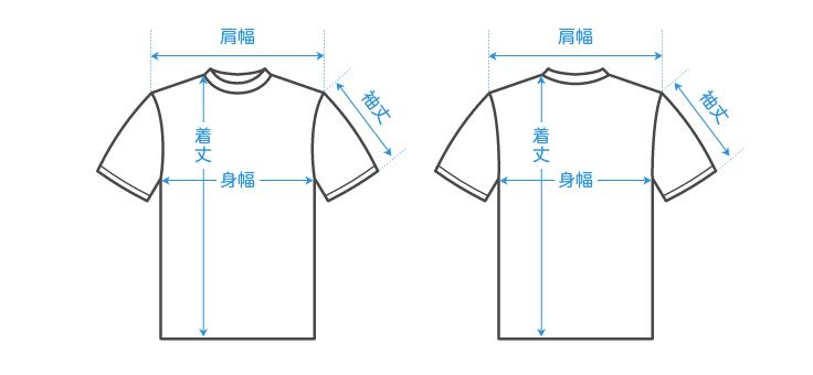 sumigiのサイズの測り方
