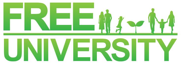FREE UNIVERSITY ロゴ