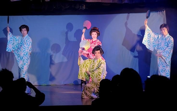 舞踊ショー