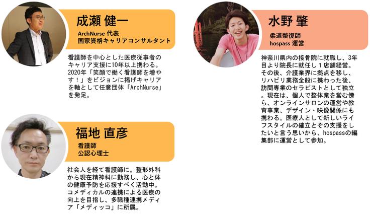 プロジェクトメンバー紹介