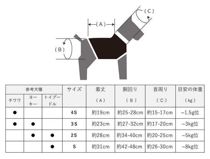 抗ウィルス犬服(ドッグウエア)20