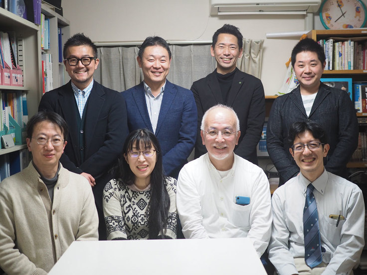 LGBTハウジングファーストを考える会・東京の主なメンバー