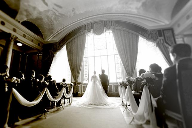 中央公会堂の結婚式