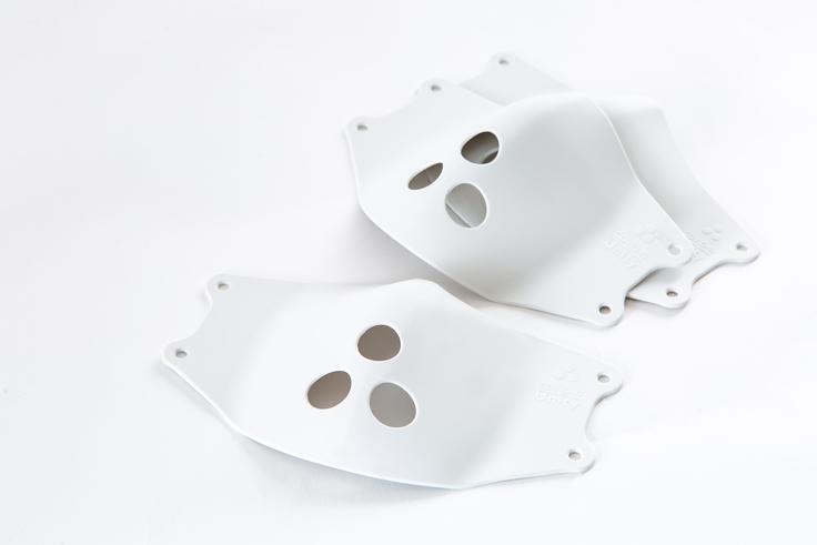 今回のリーターンのシリコンマスク