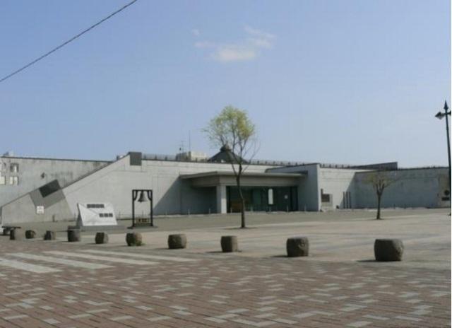 吉野作造記念館外観