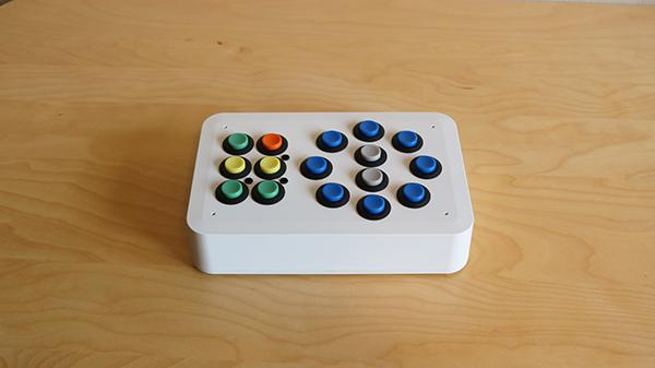 らくらくマウスⅢボタン型