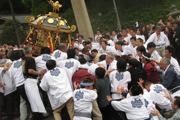 紙の神様祭り越前和紙