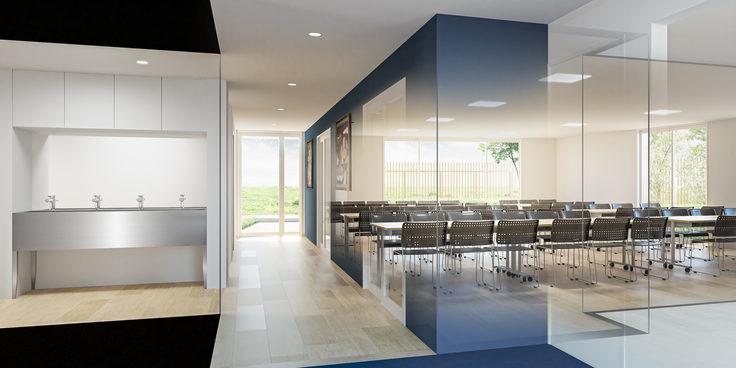 新校舎1Fイメージ