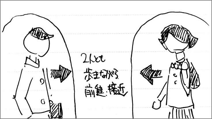 学生に知ってほしい痴漢の真実 S-01-05