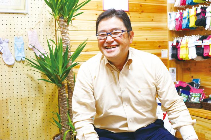エコノレッグ代表取締役 西垣和俊