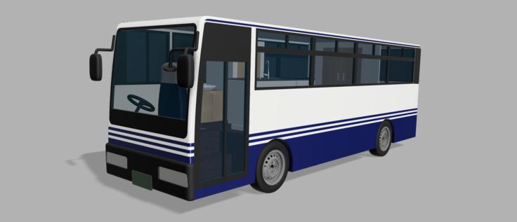 バス改装イメージ