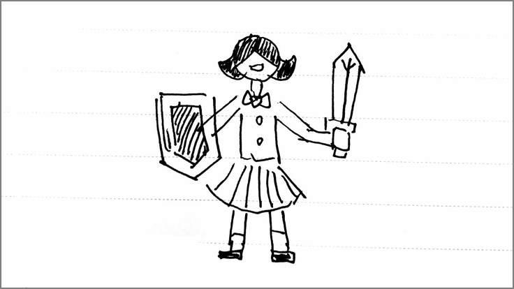 学生に知ってほしい痴漢の真実 絵コンテS-03-25 修正版