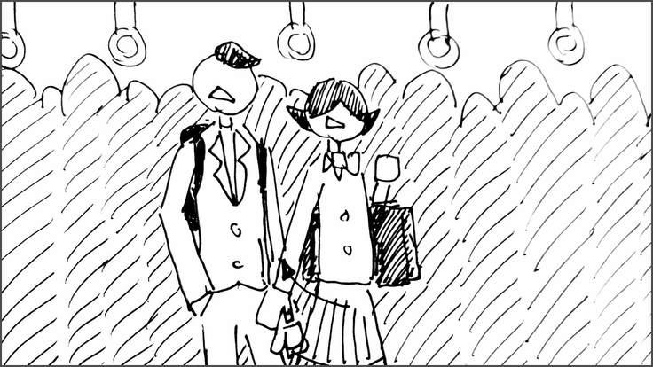 学生に知ってほしい痴漢の真実 絵コンテS-03-35 修正版