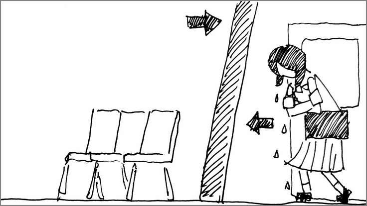 学生に知ってほしい痴漢の真実 絵コンテS-03-37 修正版