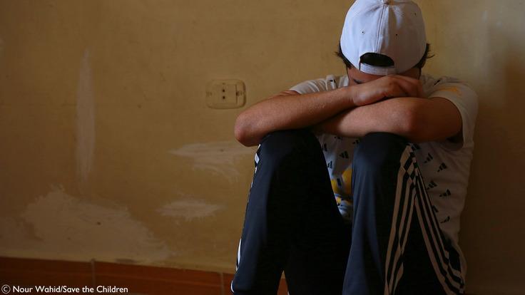 レバノンの18歳少年