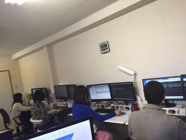 株式会社スピードワゴンのオフィス写真
