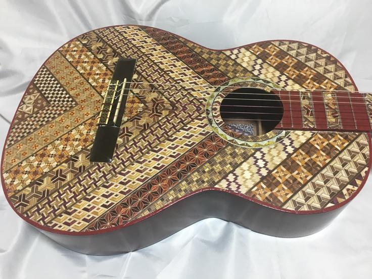 アコースティックギター ボディ
