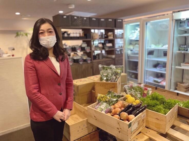 「Kyoto eats」代表の佐野真由美