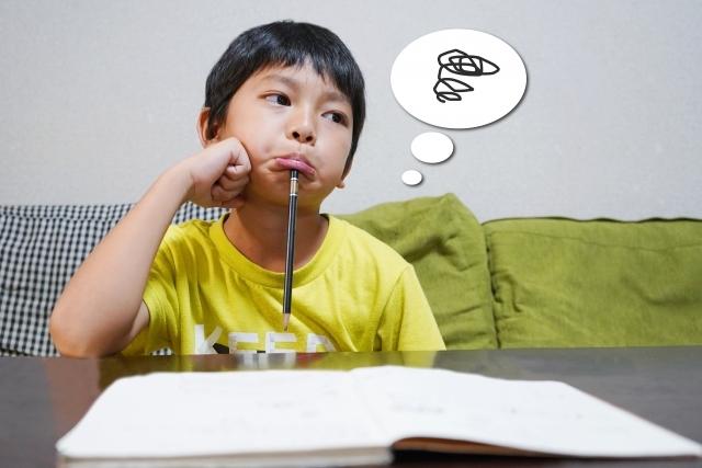 勉強できない子ども