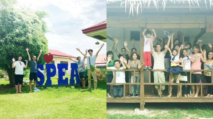 フィリピンのSPEA