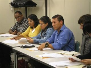 外国人が外国人を助ける仕組みづくり、外国出身リーダー育成講座