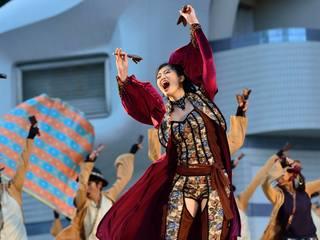 舞台で踊る!よさこいのエンターテイメントショーを開催したい!