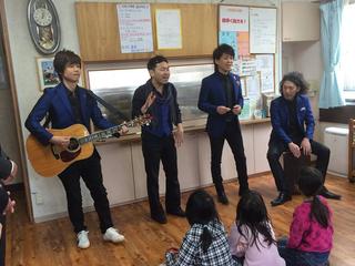 福島の児童養護施設から巣立つ新社会人にスーツを贈りたい!