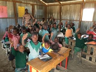 ケニアで挑戦!マサイ族の子どもたちに安全な小学校教育を!