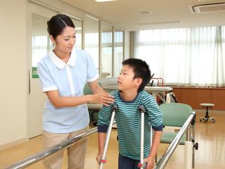 リハビリを楽しくし、障害のある児童の自立支援をしたい!