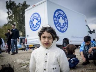 命がけで海を渡るシリア難民400万人を医療のリレーで救いたい!