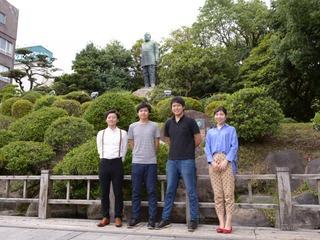 鹿児島の大学生が海外で挑戦するきっかけをつくりたい!