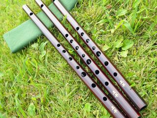 低価格な篠笛を製作し、篠笛吹きの深刻な若手不足を解消したい!
