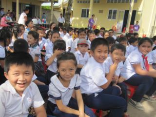 安心して学べる教室をベトナムの農村に暮らす子ども達に届けたい