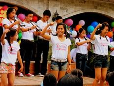 【第3弾】もう一度音楽祭を!セブ島の台風で被災した子供を招待
