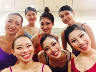 日本にまだ入っていない踊り、ネオクラシックを日本に伝えたい!