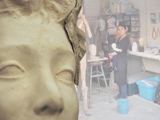 造形作家の方が安全に作品が作れる環境を!「水性樹脂」の開発!