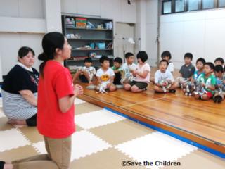九州北部豪雨被災地の子どもたちへの支援にご寄附をお願いします