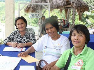 フィリピンで女性の生計と子どもたちの教育環境の改善をしたい!