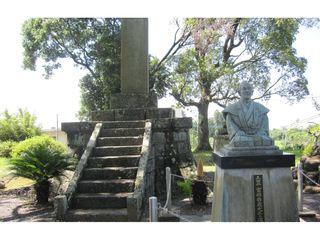 熊本地震で被災した『宮部鼎蔵記念碑』を修復したい!