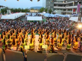 アロハフェスティバルin高松10周年 みんなで感動の花火を!