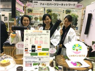 女性の樹木医さんによる、樹木の魅力を伝えるアプリを製作!