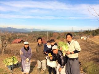障がいのある仲間と共に山を再生!有機栽培の美味しさを届けたい
