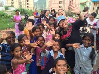 インドのスラムで医療従事者が行うプログラムに参加したい!