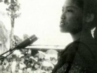 女性活動家コルポナ・チャクマのドキュメンタリーを作成したい!