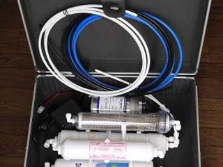 放射性物質も除去できる高性能浄水器を安価に提供したい!