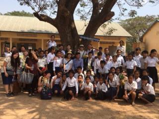 カンボジアの学生を日本に招待し、教育の大切さを広めたい!