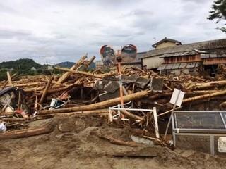 九州北部豪雨災害からの復興支援活動にご寄附をお願いします。