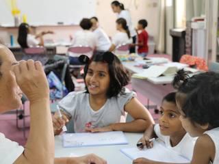 外国にルーツを持つ子どもたちのための学習支援教室を続けたい!